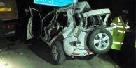 Konser dönüşü kaza!.. 2 ölü, 4 yaralı!