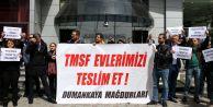 Konut mağdurları TMSF#039;ye seslendi