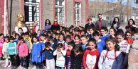 Köy çocukları 23 Nisanı Büyükçekmecede kutlayacak