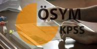 KPSS başvuruları bugün sona eriyor