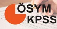 KPSS tercih başvuruları başladı