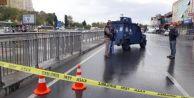 Küçükçekmece#039;de bomba alarmı! Polis alarma geçti