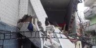 Küçükçekmece#039;de doğalgaz patlaması: 7 yaralı