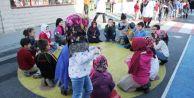 Küçükçekmecenin 3üncü Çocuk Sokağı açıldı