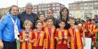 Küçükçekmecenin Kralı, Galatasaray