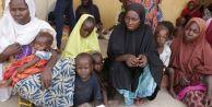 Kurtarılan kızların 214#039;ü hamile!