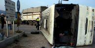 Manisada feci kaza: 31 yaralı