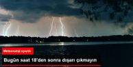 Marmara için sağanak yağış uyarısı