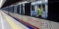 Marmaray#039;da şoke eden olay! Polis yolcuyu vurdu