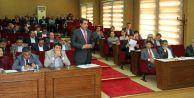 Meclis Batmazoğlu başkanlığında gerçekleşti