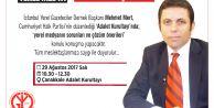 ADALET KURULTAYI#039;NDA YEREL MEDYA#039;YI ANLATACAK