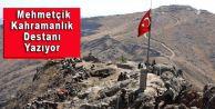 Mehmetçik Irak Sınırında Kahramanlık Destanı Yazıyor