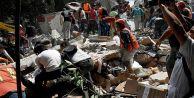 Meksika'da şiddetli deprem! 32 yıl sonra aynı gün depremi yaşadılar