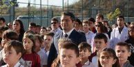 Mektebimin 204 okulunda ders zili çaldı