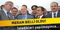 MERAM BELLİ OLDU!