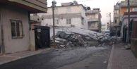Mersin#039;de 5 Katlı Bir Bina Çöktü