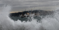 Meteoroloji#039;den İstanbul için fırtına uyarısı
