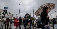 Meteoroloji#039;den İstanbul için önemli uyarı! O saatlere dikkat