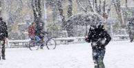 Meteoroloji#039;den kar sürgünü uyarısı!