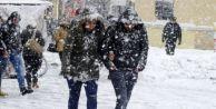 Meteoroloji#039;den kar ve sağanak yağış uyarısı