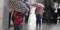 Meteoroloji#039;den kuvvetli yağış uyarısı