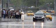 Meteoroloji#039;den Marmara#039;da kuvvetli yağış uyarısı