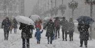 Meteoroloji#039;den sağanak ve kar uyarısı