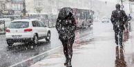 Meteoroloji'den sel, kar, don uyarısı