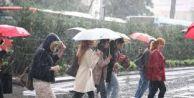 Meteoroloji#039;den yağış uyarısı