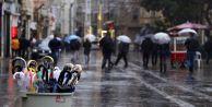 Meteoroloji: Sağanak Yağışlar Etkili Olacak