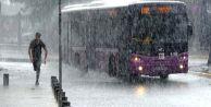 Meteoroloji Uyardı: İstanbul#039;a Hafta Sonu Sağanak Yağış Geliyor