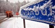 Meteoroloji Uyardı! İstanbul#039;a İlk Kar Çarşamba Günü Geliyor