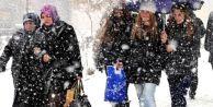 Meteoroloji Uyardı: Pazar Akşamı Kar Var
