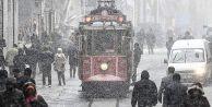 Meteorolojiden İstanbul İçin Kar Yağışı Uyarısı