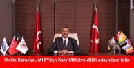 Karayazı, MHP'den aday adaylığını açıkladı