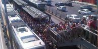 Metrobüs çilesi Meclis gündeminde