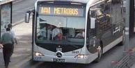 Metrobüs de iki PKK#039;lı