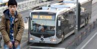 Metrobüs Yankesicisi Suçüstü Yakalandı
