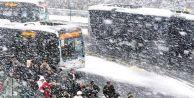 Metrobüsler Kaza Yaptı! Avcılar#039;a Seferler Yapılamıyor