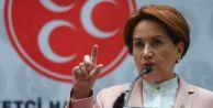 MHP#039;de Meral Akşener için 625 istifa