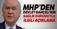 MHP Genel Başkan Başkanı Devlet Bahçeli mesaiye başlıyor...