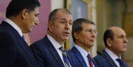 'MHPnin yüzde 99u başkanlığa karşı