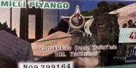 Milli Piyango 1 milyon bileti hatalı bastı