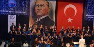 Mimarsinan Musiki Derneği konserine büyük İlgi