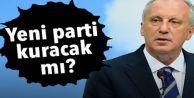 Muharrem İnce#039;den yeni parti açıklaması