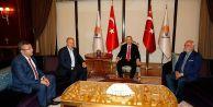 Muharrem İnce Erdoğanla görüştü