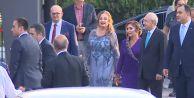 Muharrem İnce, Kemal Kılıçdaroğlu#039;nun oğlunun düğününe geldi