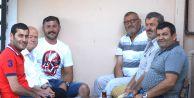 Mustafa Küçükten ziyaret