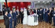 Mustafa Küpeli oğlunu evlendirdi