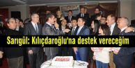 Mustafa Sarıgül: Kılıçdaroğlu'na destek vereceğim